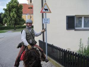 seltsame Verkehrsschilder!