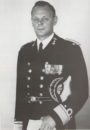 Vice-Admiraal B.Veldkamp.