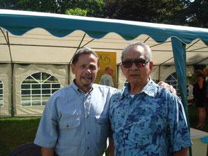 Nu 2013 John en Jim samen 160 Jaar..!!