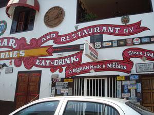 Charlie's Bar..San Nicolas