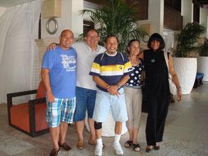 Met de Fam.Rijksen op Aruba