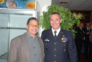 Met de Baas van het Korps