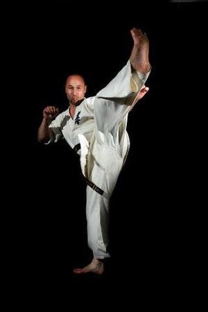 Mijn zoon Tim 2eDan Karate