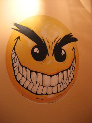 Smiley einmal anders