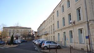 Centre et école de sophrologie caycédienne à Agen, 2 place du docteur Pierre Esquirol (mairie d'Agen)