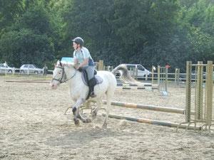equitation cheval randonnée cours