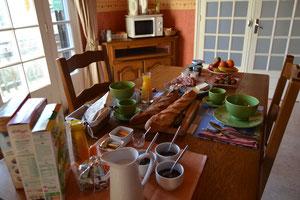 chambres hébergement bedandbreakfast