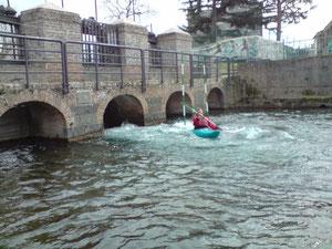 Mauro sul fiume marta