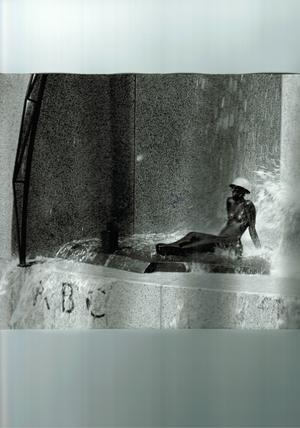 Badende von Susanne Wehland, Teil des Weltkugelbrunnens (Foto: Peter von Waldthausen