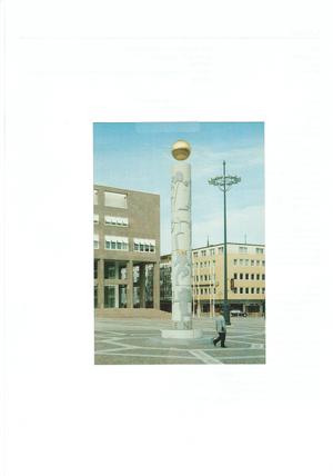 Friedenssäule in Dortmund