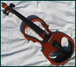 violon électrique