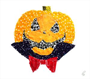 ジャック・オ・ランタン/マスキングテープ 2012,10.31