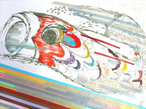鯉幟/彩 マスキングテープ 2012,5.3