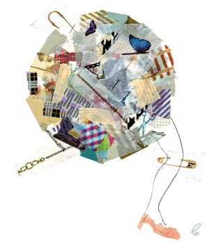 悪意の塊/COPIC MULTI LINER マスキングテープ 2012,6.26