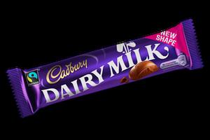 キャドバリー「デイリーミルク」