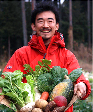 ゆうき農園  森 友喜さん