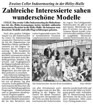 Artikel Celler Kurier 05.12.2012