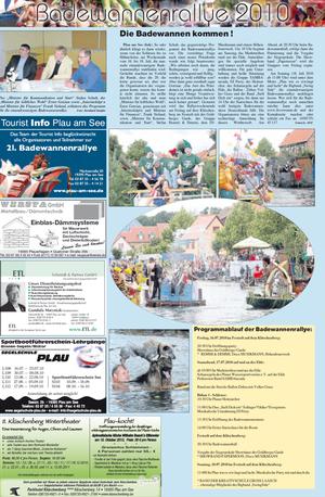 Hallo Nachbar Parchim - Seite 10 - 27. KW 2010