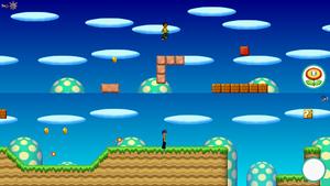 JR Battle Screenshot