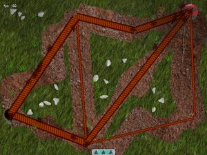Screenshot von Swarm