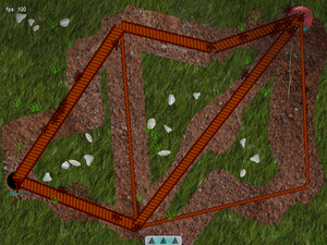 Screenshot of Swarm