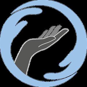 Logo der OrthoHandPraxis, ihre erste Ansprechstation im Falle von Scherzen in der Hand / im Handgelenk.