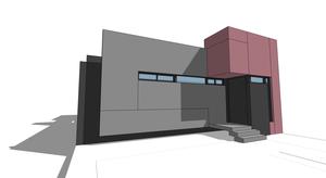 2.1.3 Vivienda Unifamiliar CDL 11 -en construcción-