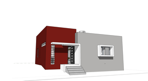 2.1.1 Vivienda Unifamiliar EMC 07 -en construcción-