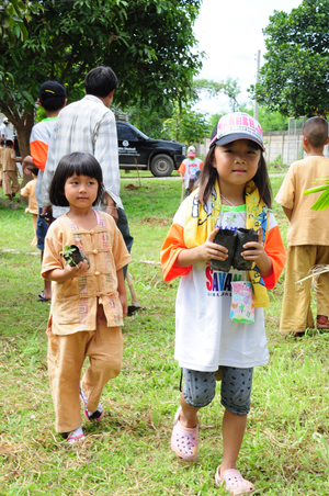 CFP Thailand - Banmaemi School