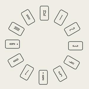 m thode de tirage 12 cartes les tirages du tarot de marseille apprendre le tarot de. Black Bedroom Furniture Sets. Home Design Ideas
