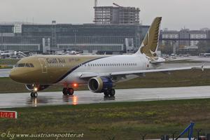 Gulf Air ***** A 320-214*****A9C-AQ