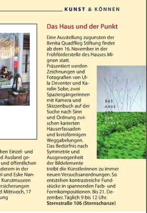 Klönschnack November2012
