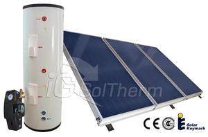 Sistemi dissociati iG SolTherm (Circolazione Forzata) FC300L