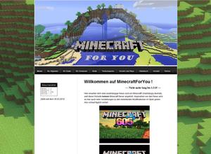 MinecraftForYou