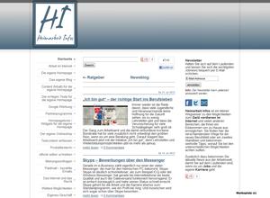 Heimarbeit-Infos