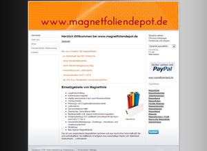 www.magnetfoliendepot.de