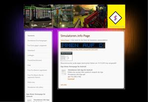 Simulatoren-Info