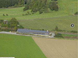 Estación de Trenes , Engeln, Alemania