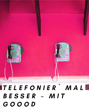 Alte Telefongeräte