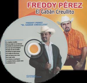 Freddy Pérez - El Gabán Creullito