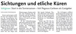 Leine-Zeitung 08.05.2011
