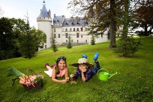 Le Champ du Pré - Chambre d'hôtes Sologne Val de Loire - A faire : Guide famille, les P'tits curieux  Loir-et-Cher