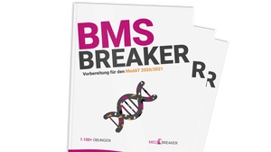 BMS-Breaker 2020: MedAT Vorbereitung Bücher