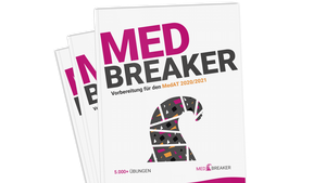 Med-Breaker 17: MedAT Vorbereitung Bücher