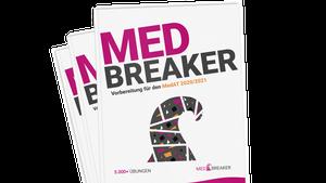 Med-Breaker 19: MedAT Vorbereitung Bücher