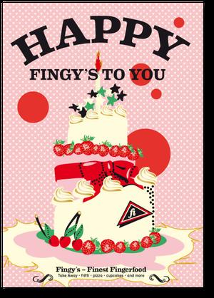BIRTHDAY BOX FINGY'S