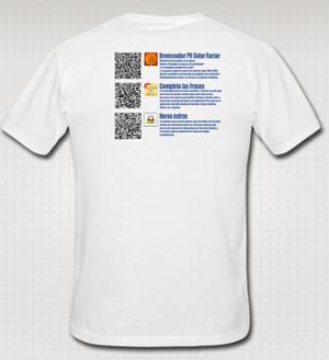 Camiseta promocional TuAppInventor