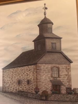 Evangelische Kirche in Ellingshausen
