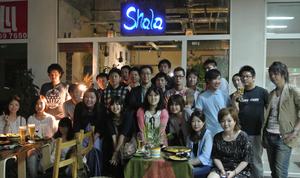 IN SHALA CAFE&BAR 2012/5/20