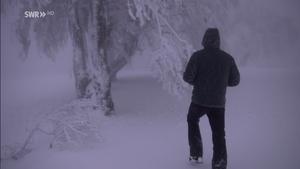 EB Team auf dem Feldberg im Winter